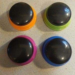 Recordable Buzzers (Set of 4)